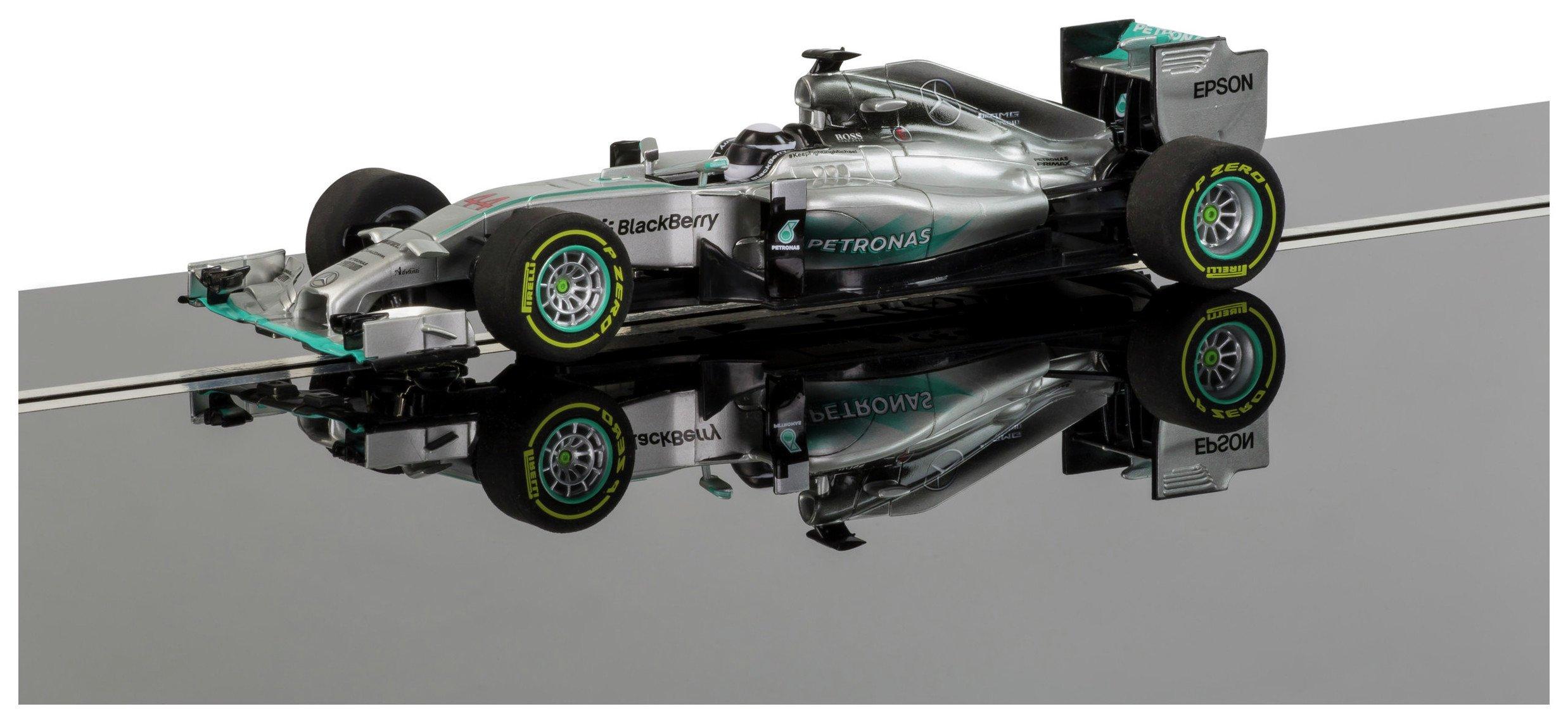 Scalextric Lewis Hamilton Mercedes F1 Car