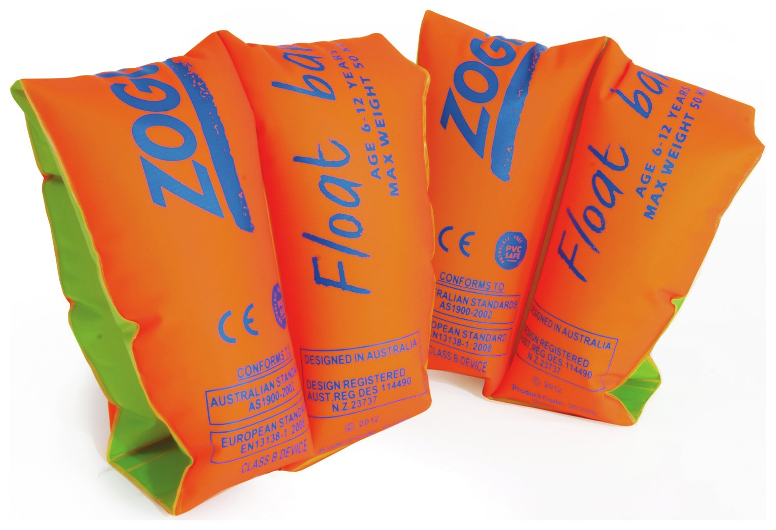 Zoggs Armbands - 3-6 Years