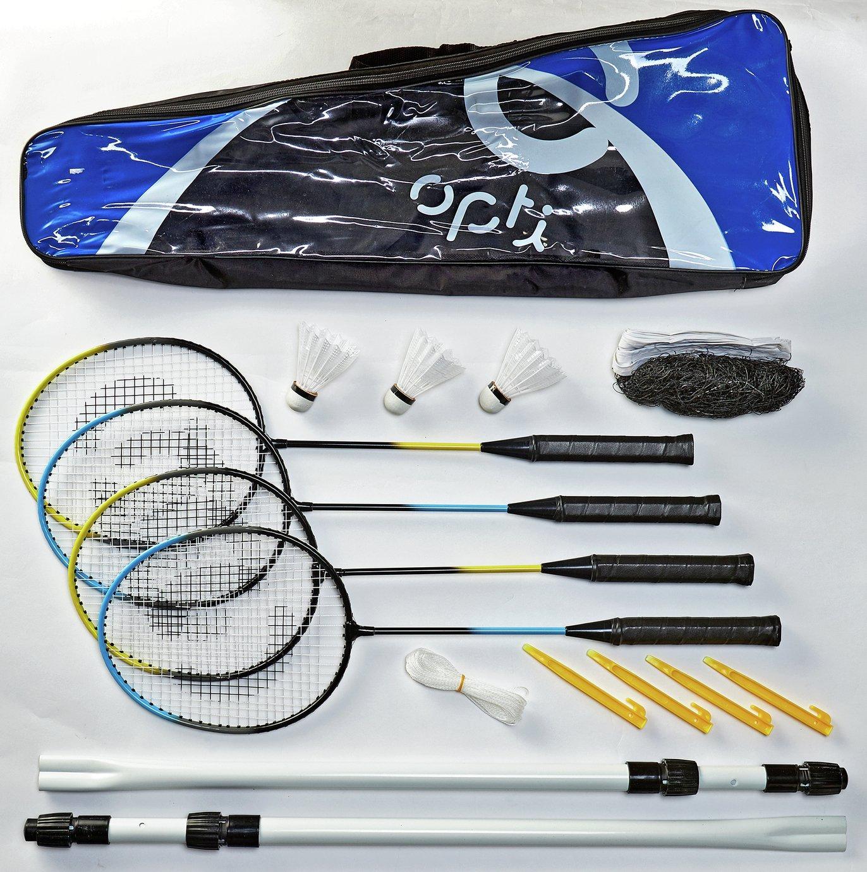 Opti 4 Person Badminton Set