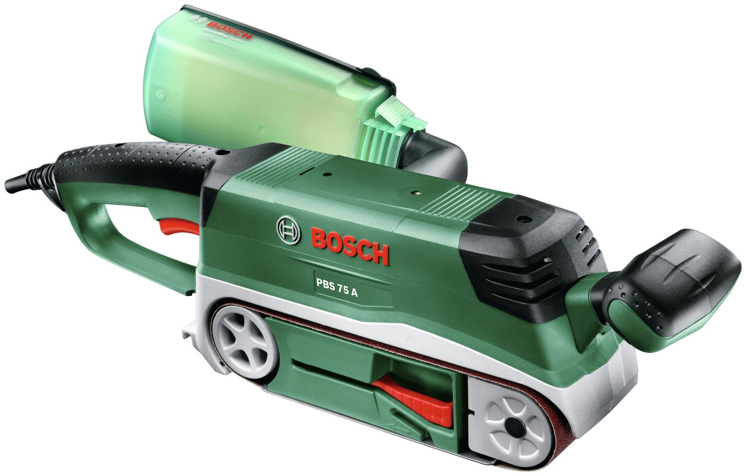 Bosch PBS75A Corded Belt Sander - 710W
