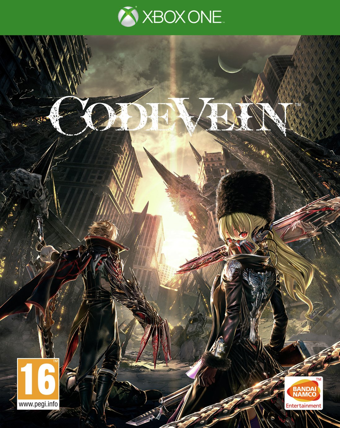 Code Vein Xbox One Game