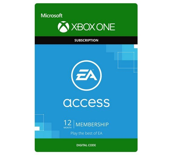 EA Access - 12 Month subscription Xbox One