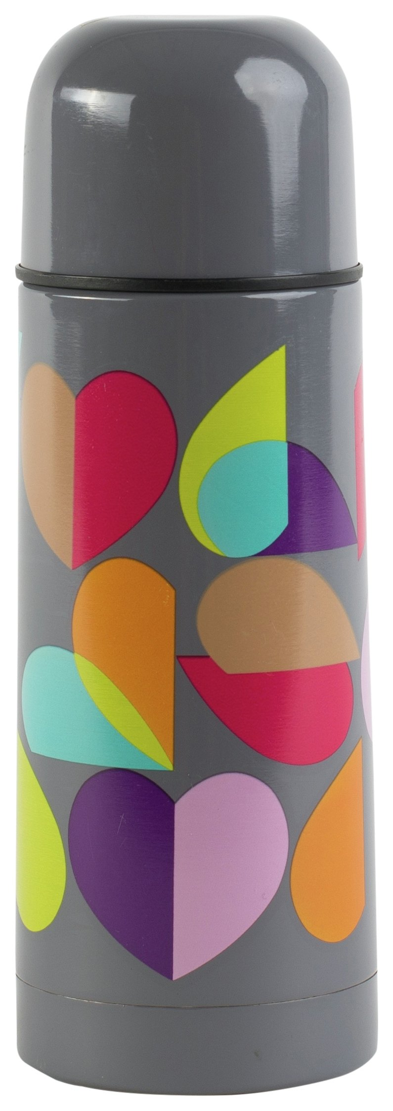 Image of Beau and Elliot Charcoal Vacuum Flask.