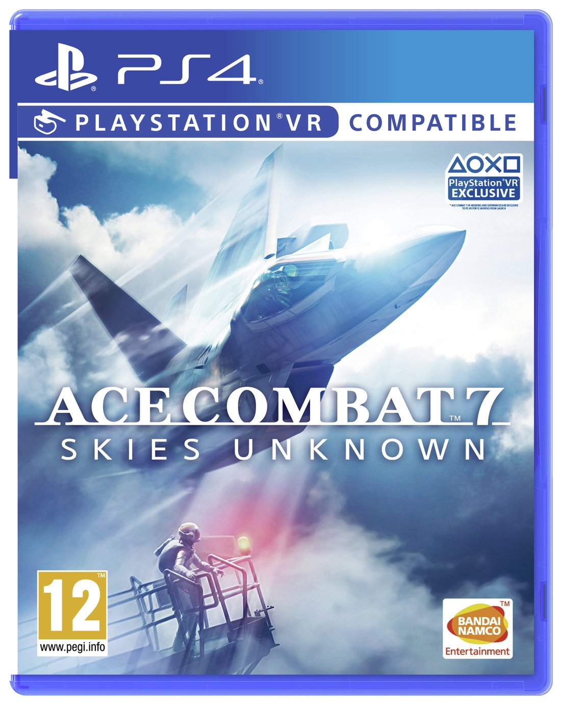 Image of Ace Combat 7: Skies Unknown PS4 Pre-Order Game