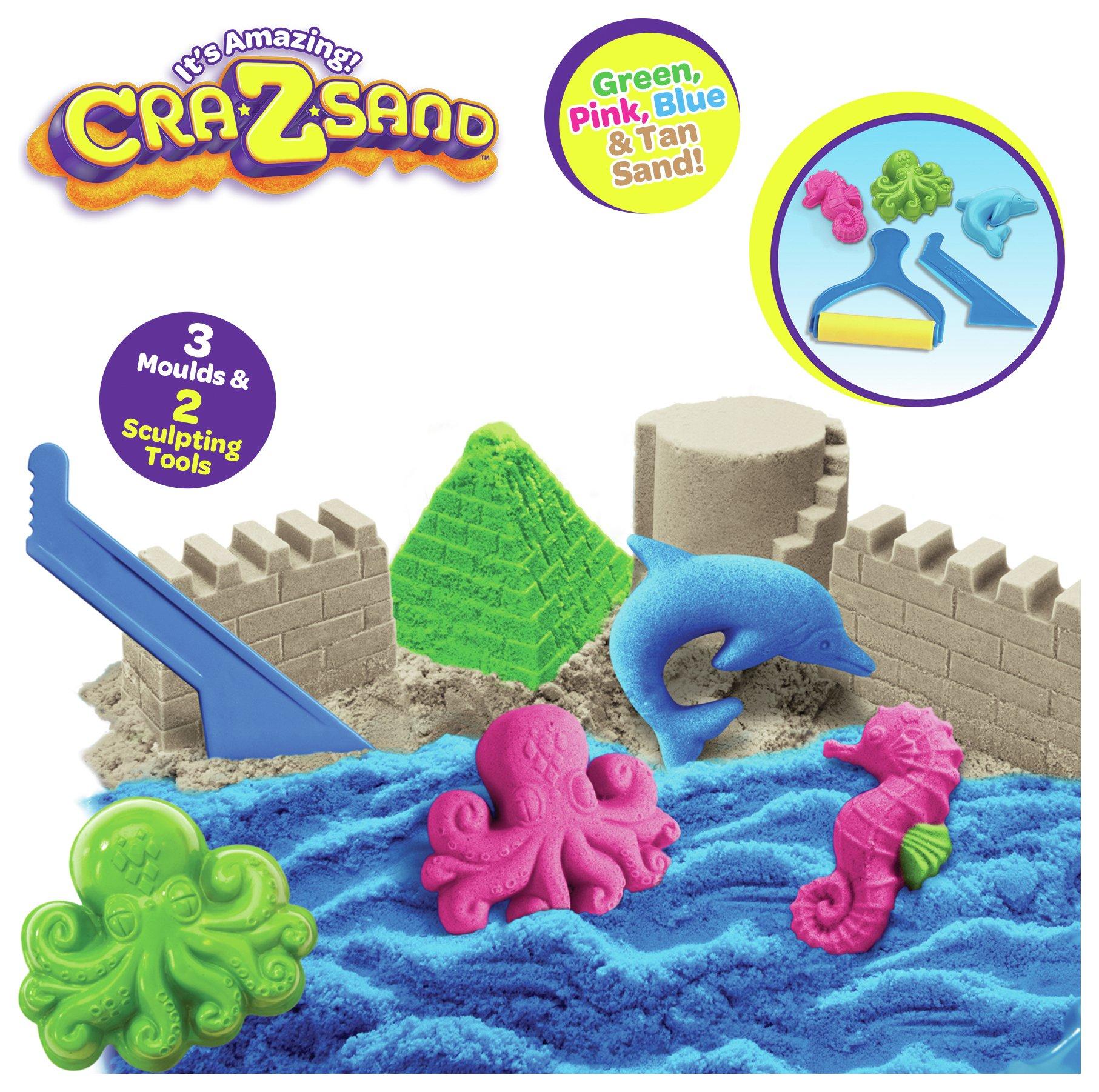 Image of Cra-Z-Sand Super Sand Tub.