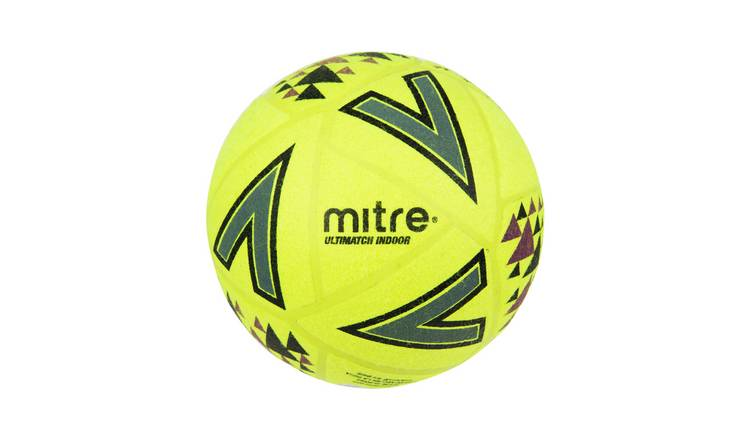Mitre Ultimatch Indoor Size 4 Football