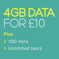 EE Pay as You Go Voice/Data SIM 2017