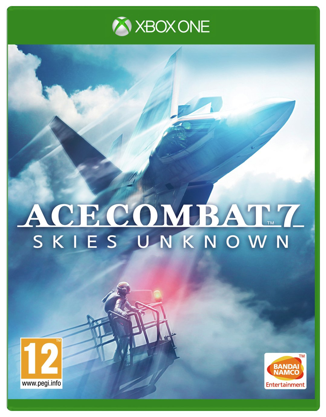 Image of Ace Combat 7: Skies Unknown Xbox One Pre-Order Game