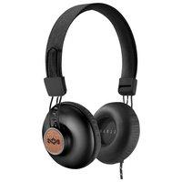 Marley Positive Vibration 2.0 On-Ear Headphones - Black