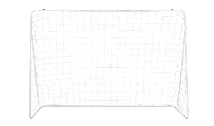 Opti 7 x 5ft Metal Football Goal