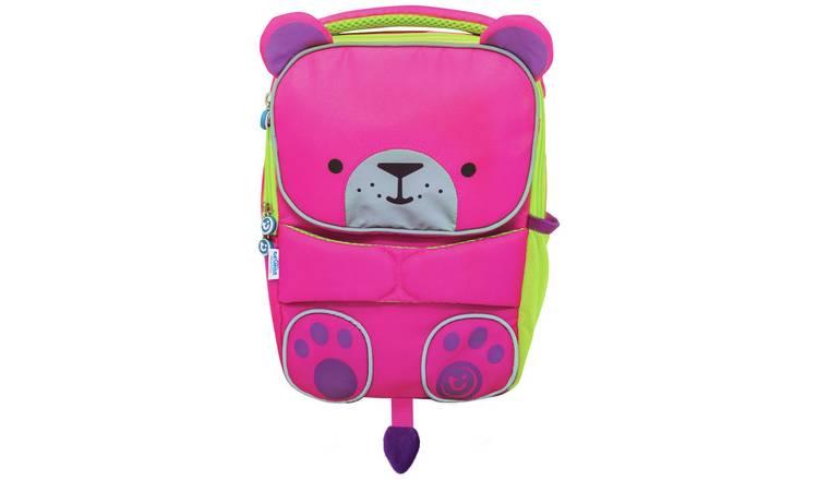 72c1e5a095e Buy Trunki ToddlePak Backpack - Pink | Kids luggage | Argos