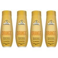 SodaStream Sodamix Classic Orange Flavour 4 Pack