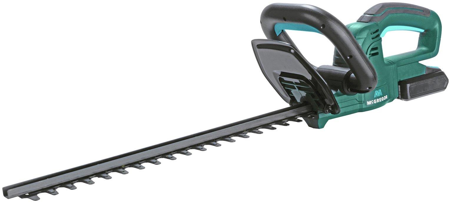 McGregor 45cm Cordless Hedge Trimmer - 18V