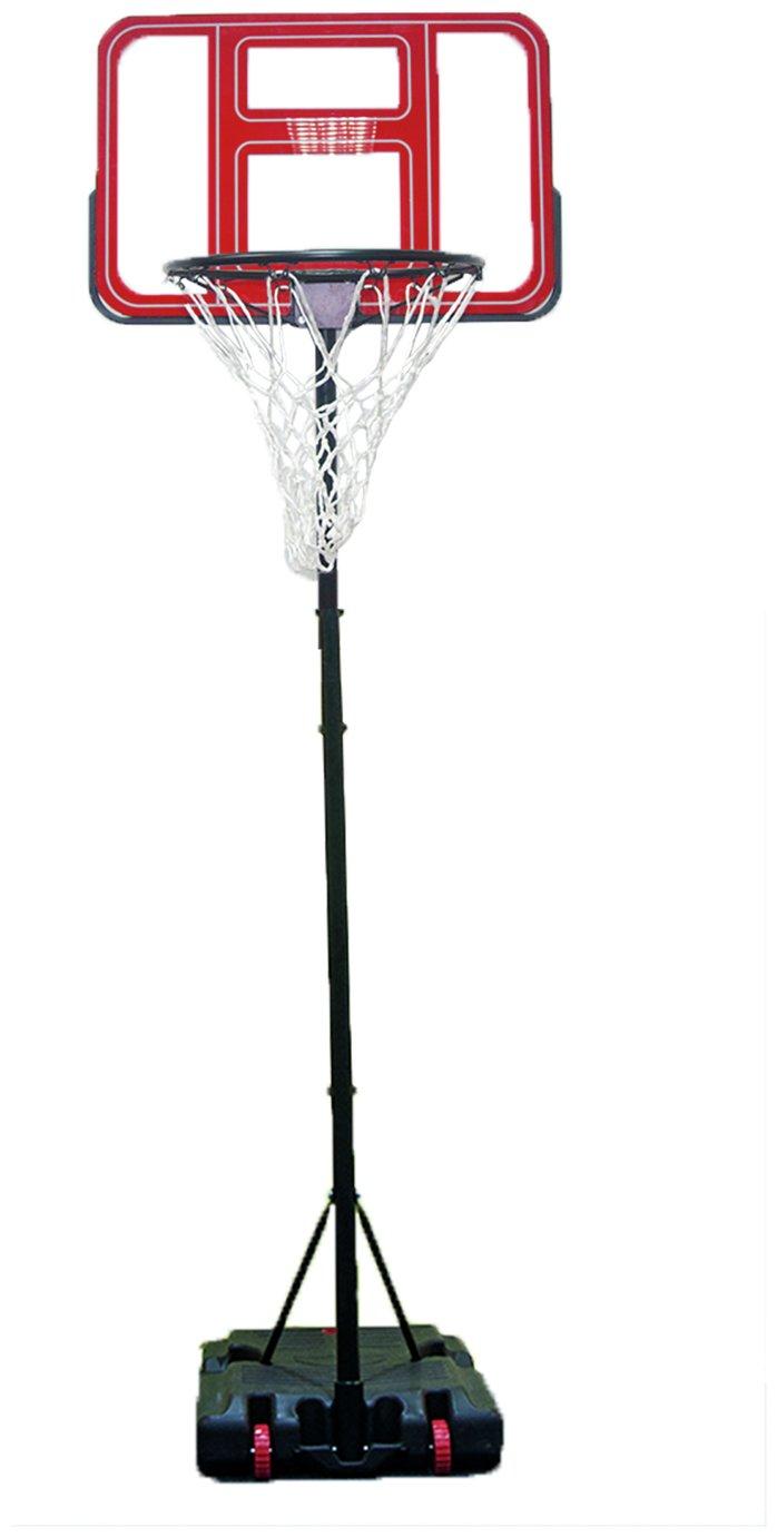 Opti Clear Basketball Backboard Unit