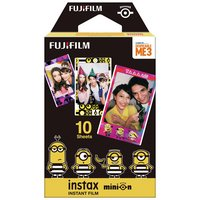 Instax Despicable Me 3 mini film 10 Shot Pack