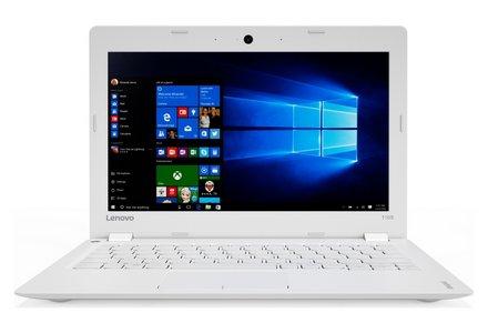 Lenovo 110S 11.6 Inch Celeron 2GB 32GB Laptop - White.