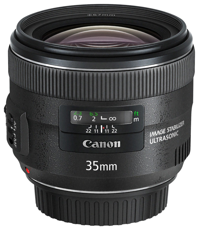 Image of Canon 35mm f/2 IS USM EF Lens