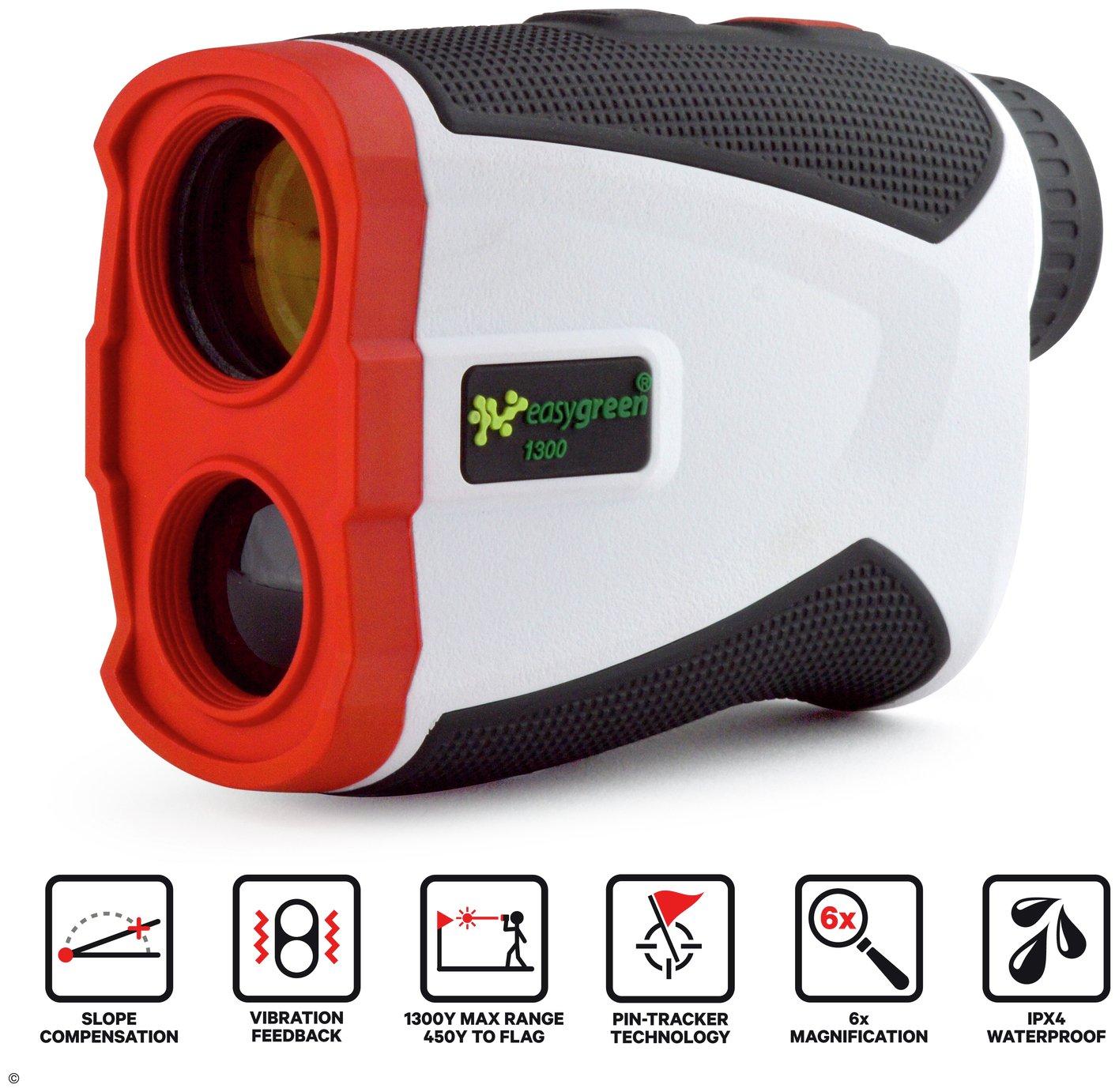 Easygreen 1300 Laser Golf Rangefinder