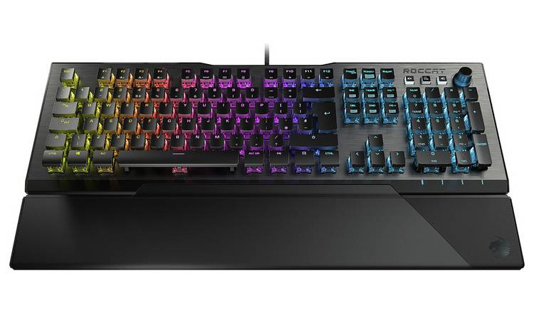Roccat Vulcan 120 AIMO Mechanical RGB Gaming Keyboard