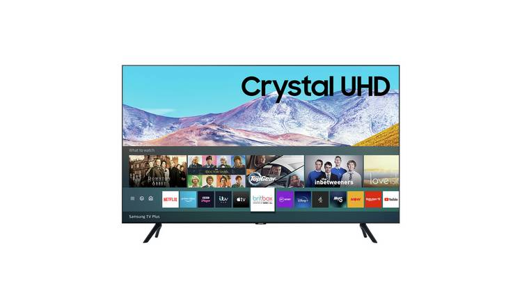 Samsung 82 Inch UE82TU8000 Smart UHD HDR LED TV