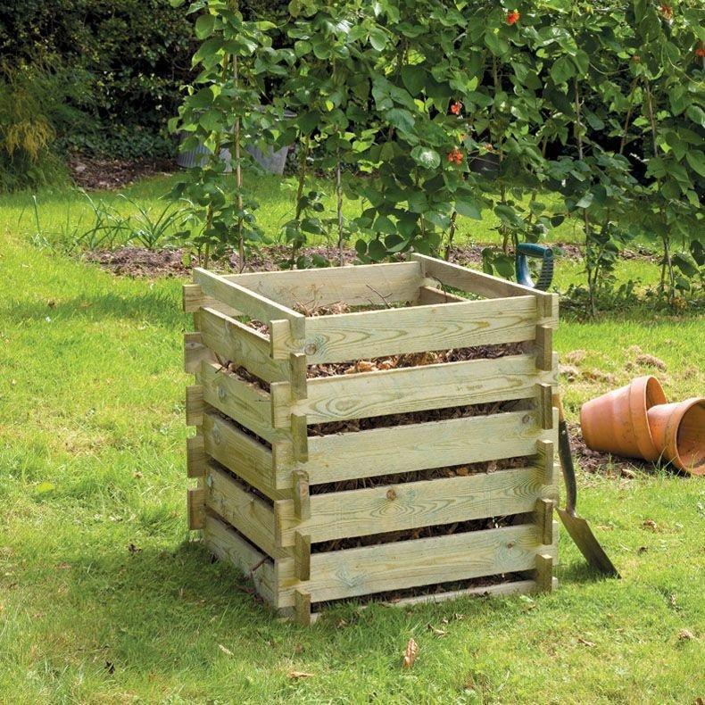 Buy Grange Fencing Large Garden Composter 700 Litre at Argosco