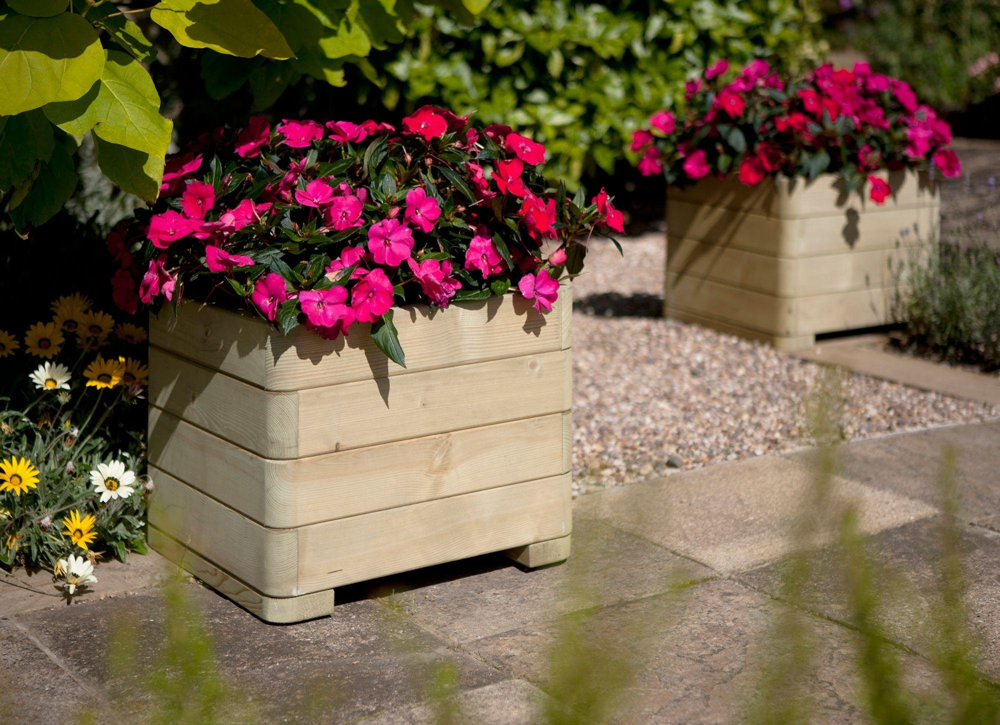 Rowlinson Marberry Square Planter. lowest price