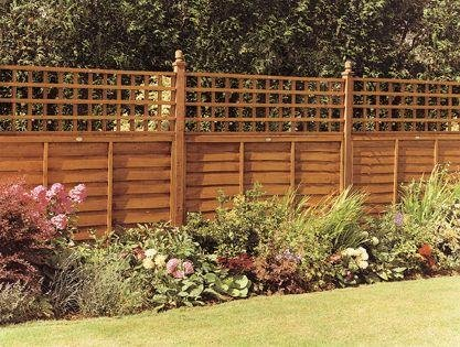 Heavy Duty Square Trellis - 1.81m - Pack of 4. lowest price