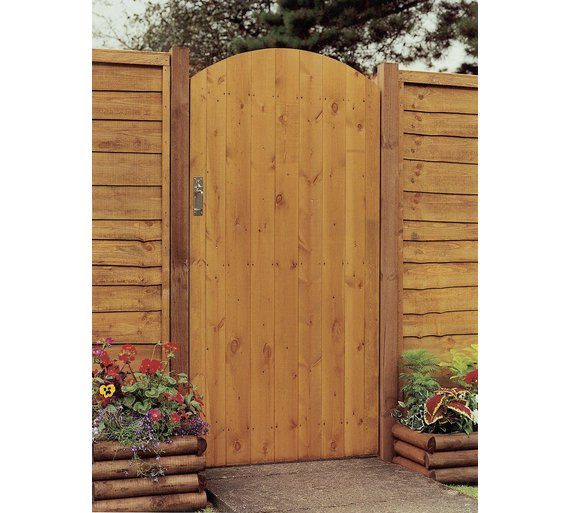Buy Side Entry Arch Gate 90x184cm At Argos Co Uk Your