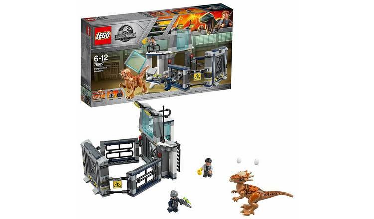 Buy LEGO Jurassic World Stygimoloch Breakout Dinosaur Toy- 75927 | LEGO |  Argos