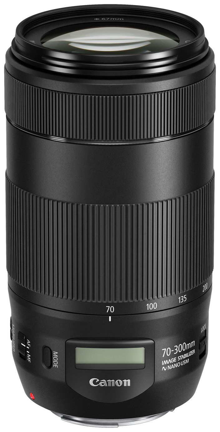 Image of Canon 70-300mm f/4 - 5.6 IS II USM EF Lens