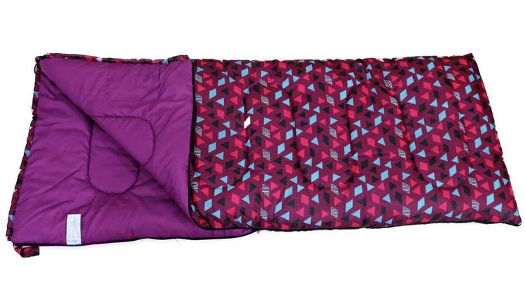 Trespass 400gsm Envelope Single Sleeping Bag