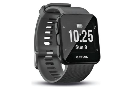 Garmin Forerunner 30 GPS Running Watch - Black