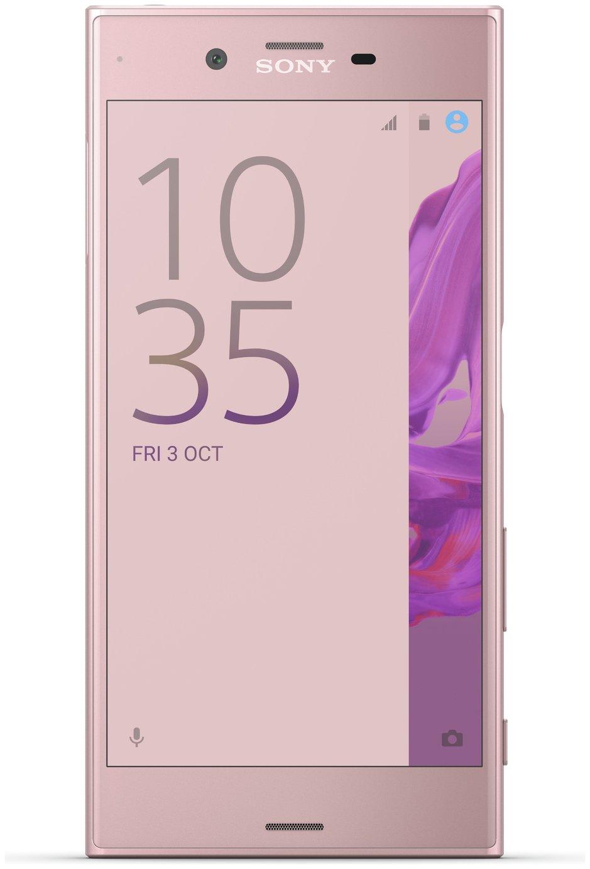 Sim Free Sony XZ Mobile Phone - Pink