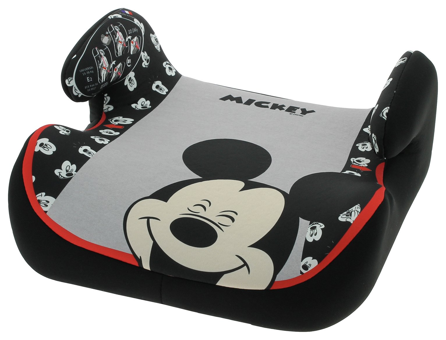 Image of Disney Mickey Mouse Topo Booster Seat