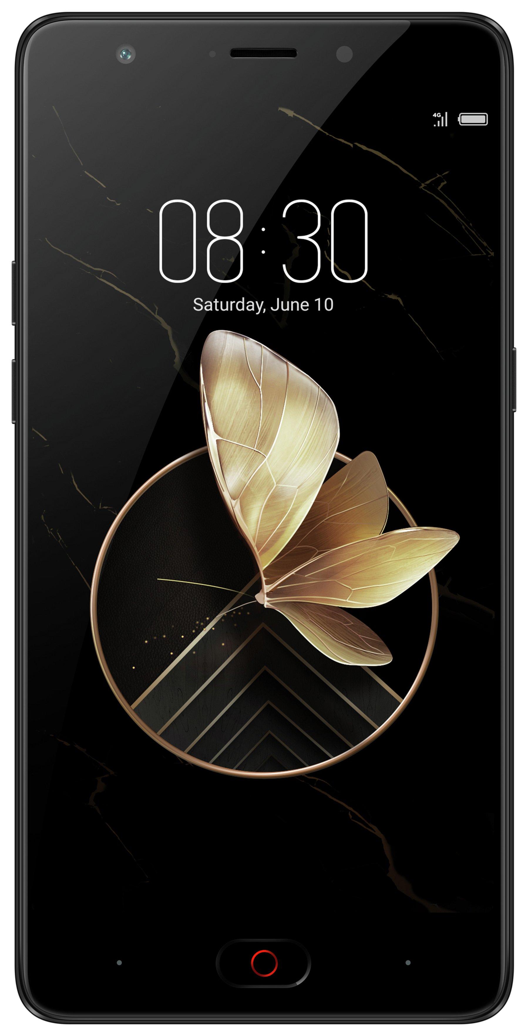 Image of Sim Free Archos Diamond Gamma 32GB Mobile Phone - Black