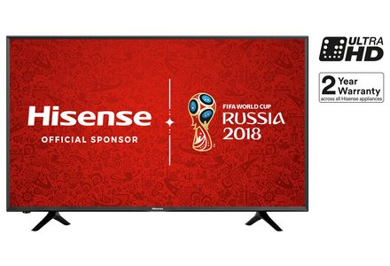 Hisense H43N5300 43 Inch 4K Ultra HD Smart TV