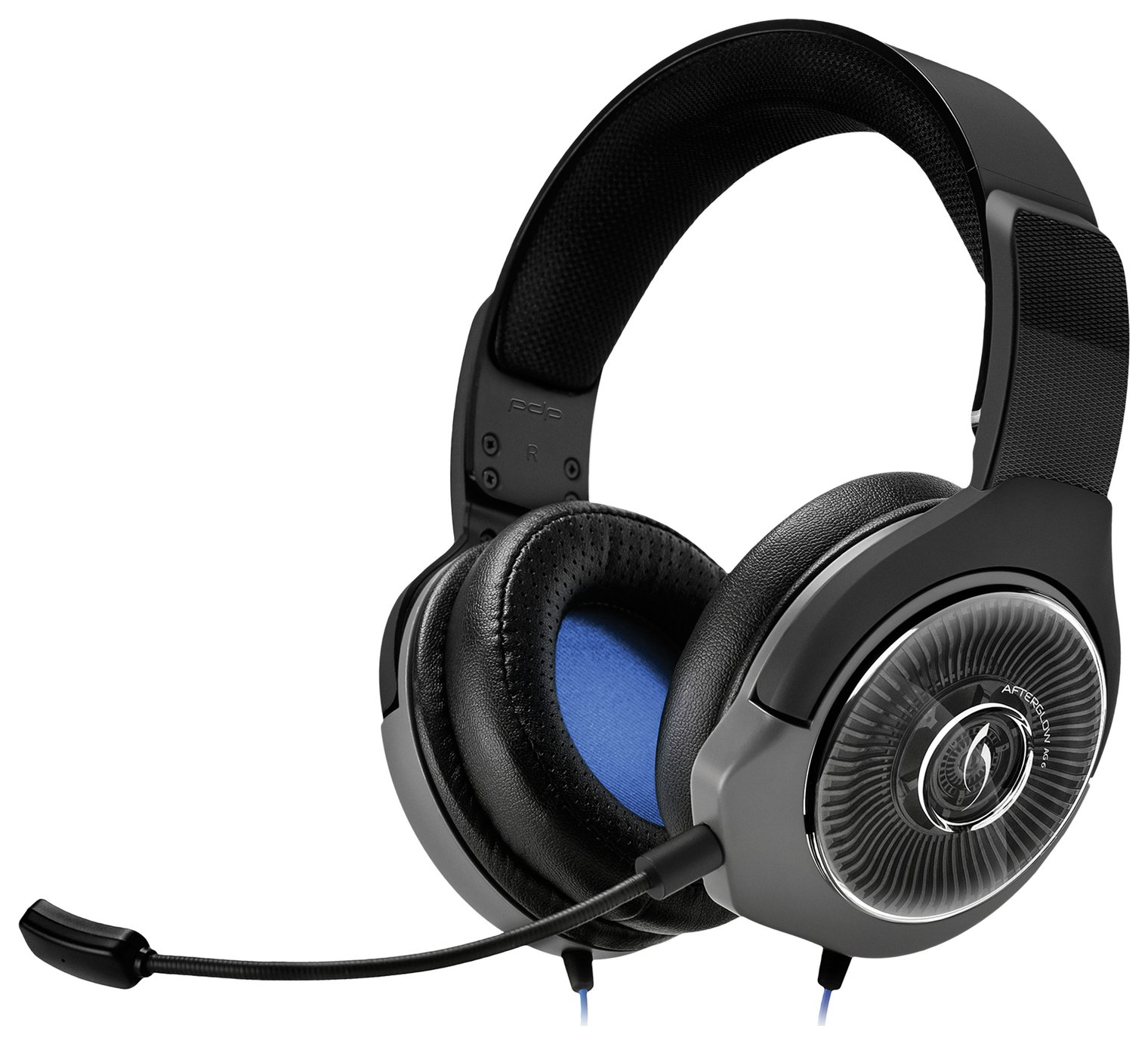 Image of Afterglow AG6 Stereo Headset - PS4