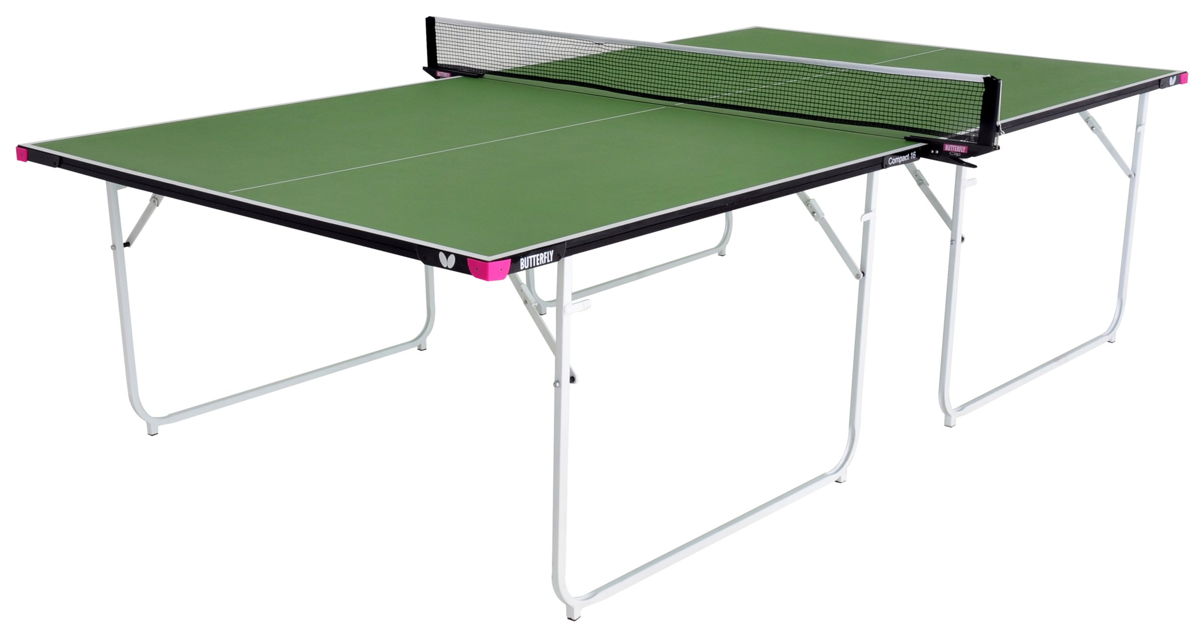 Image of Butterfly Compact 16 Indoort Table Tennis Set