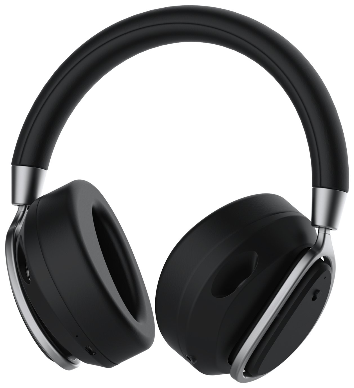 DeFunc Mute Plus Wireless On-Ear Headphones - Black
