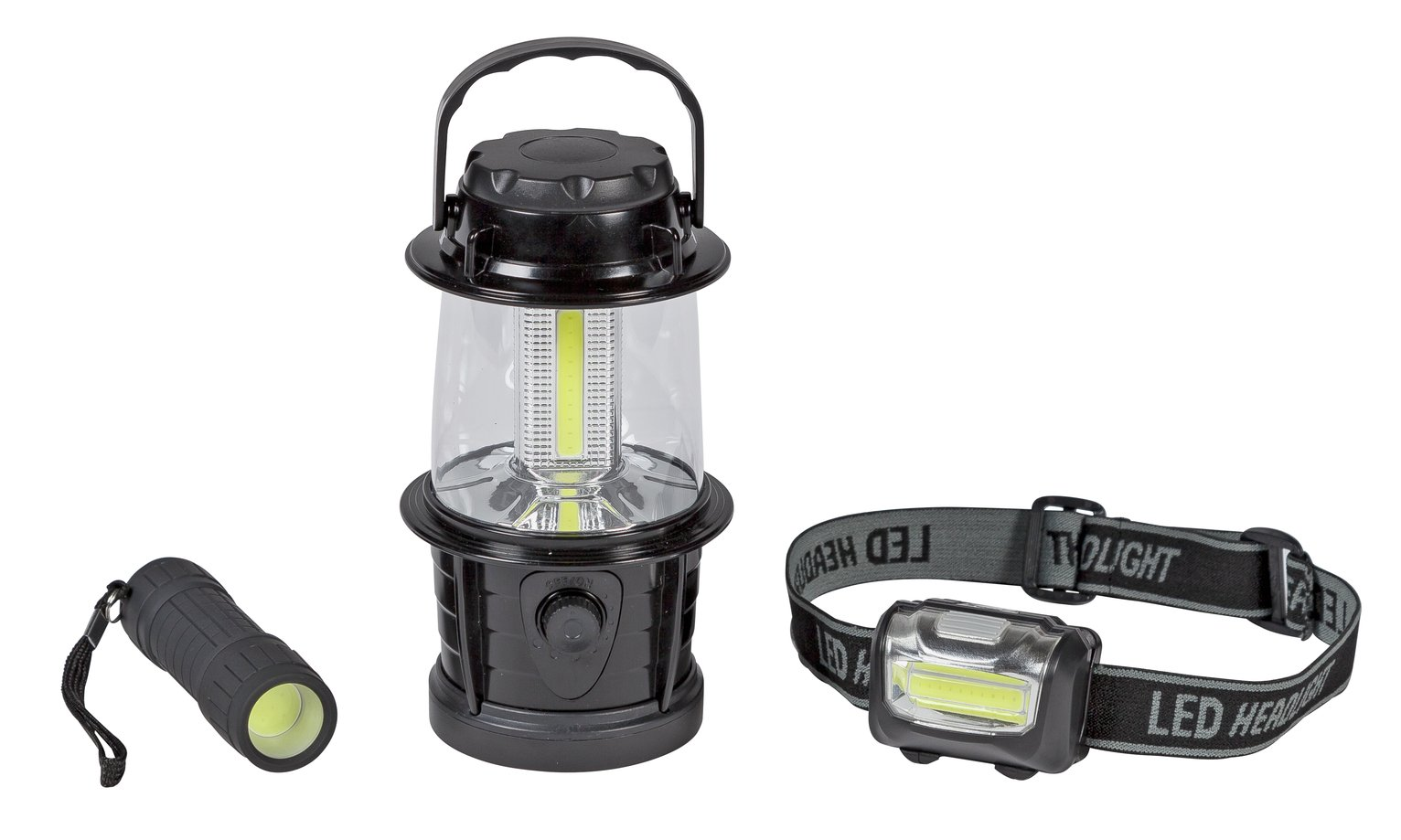 Uni-Com COB LED Essential Lighting Kit review