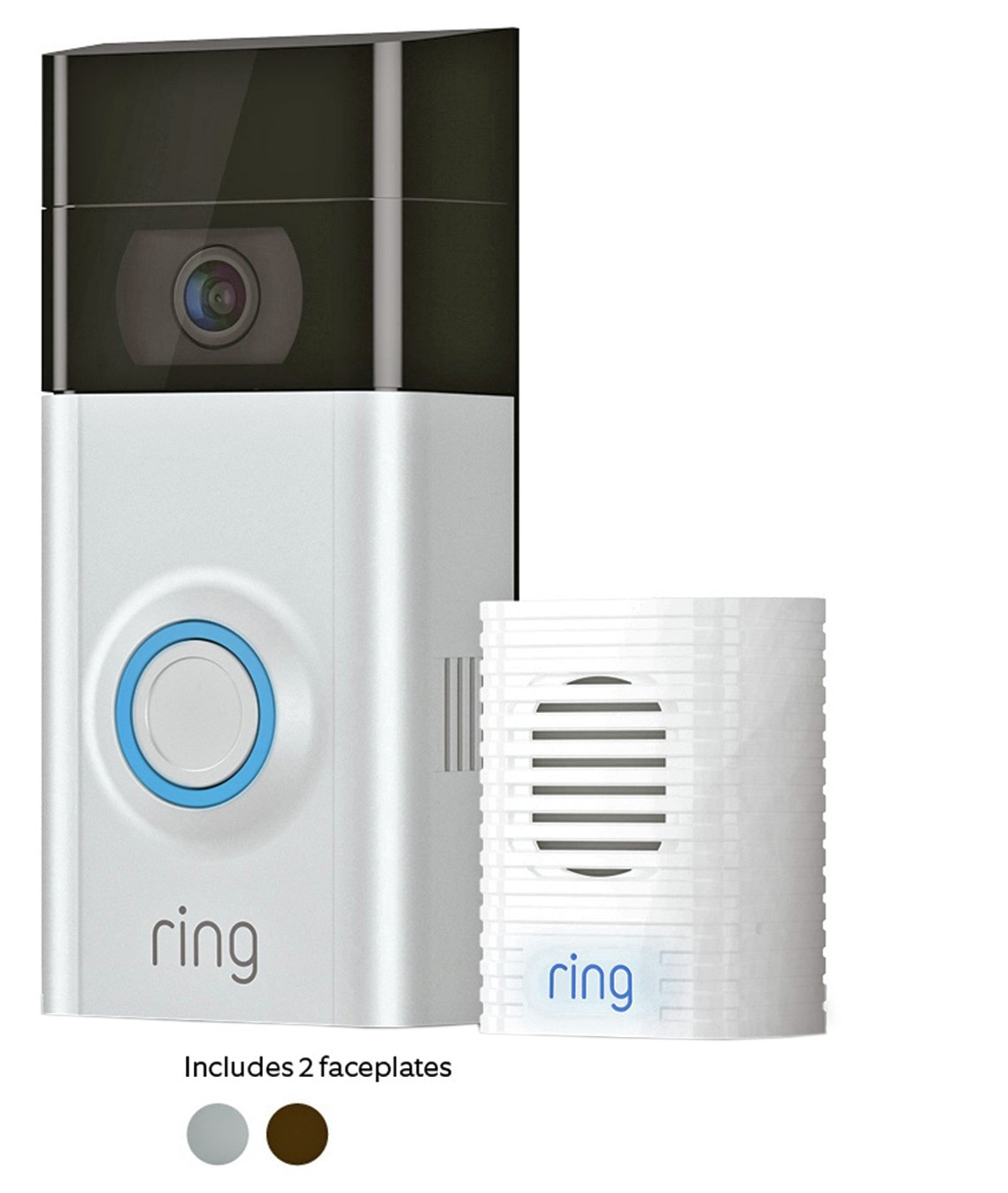 Ring Video Doorbell 2 and Chime Bundle review