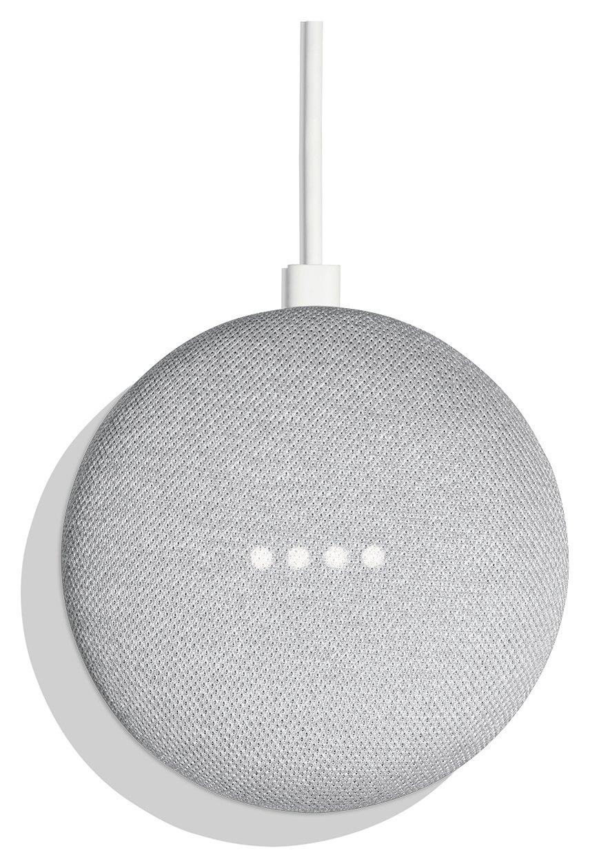 Image of Google Home Mini - Chalk