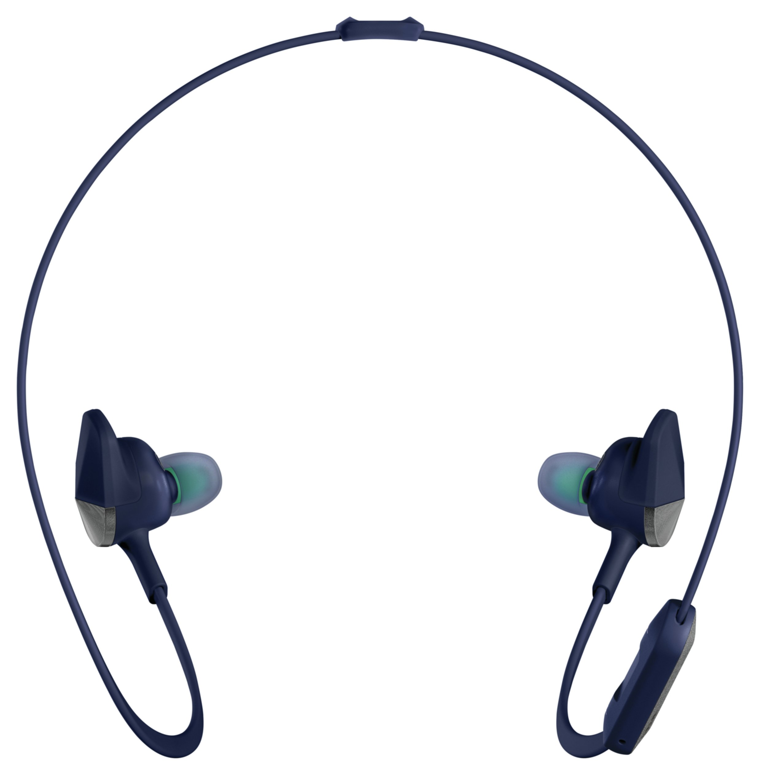 Fitbit Flyer Headphones - Nightfall Blue