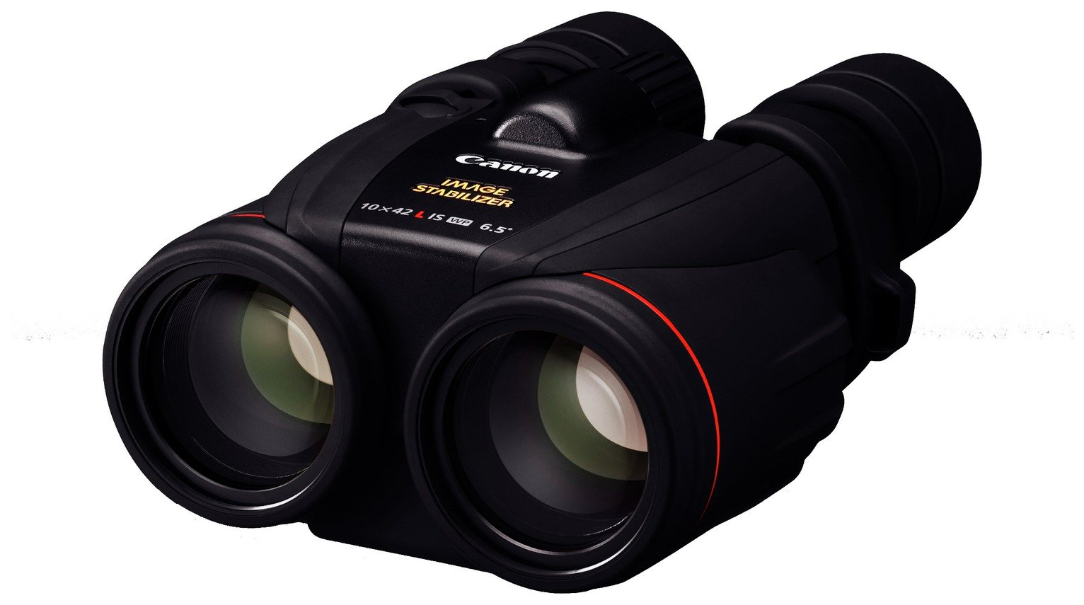 Image of Canon 10 x 42L IS WP Binoculars