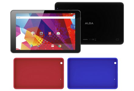 Alba 10 Inch 16GB Tablet