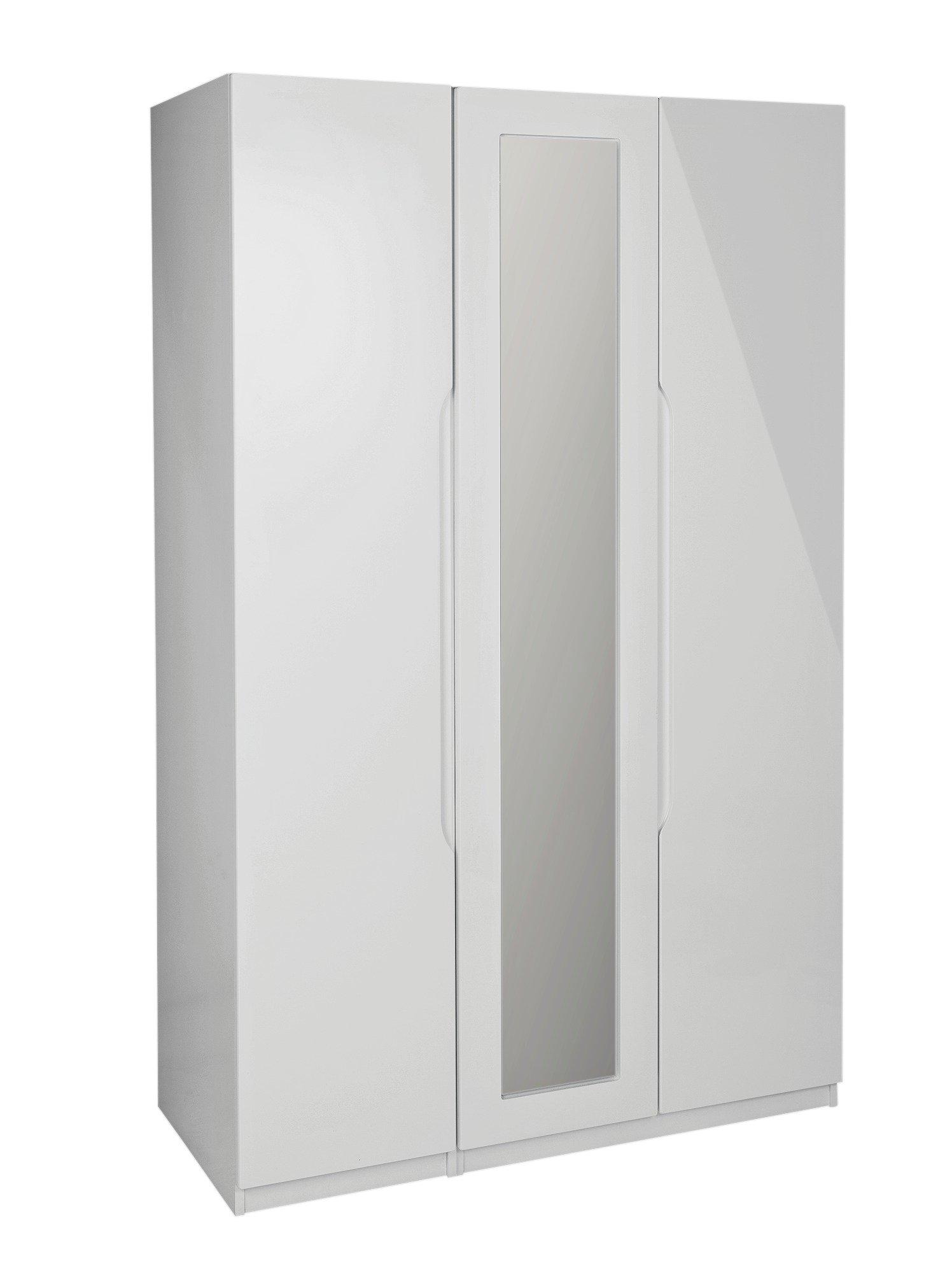 Legato 3 Door Wardrobe