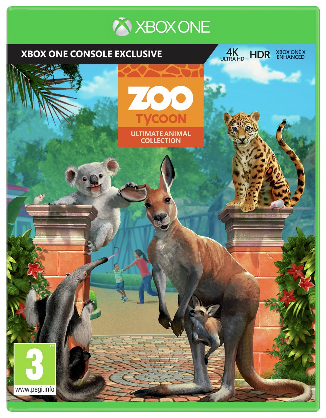 Zoo Tycoon Xbox One Game