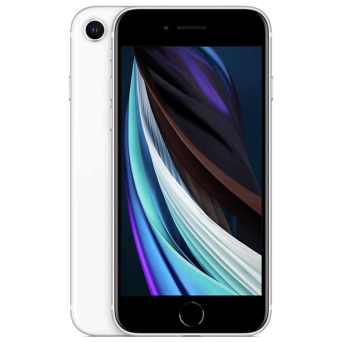SIM Free iPhone SE 128GB Mobile Phone - White