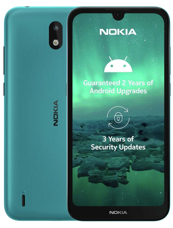 SIM Free Nokia 1.3 16GB Mobile Phone - Cyan