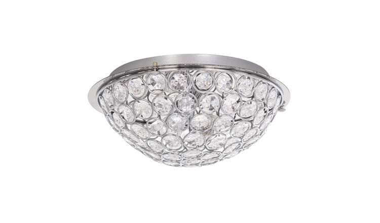 Buy Argos Home Amelia 3 Light Beaded